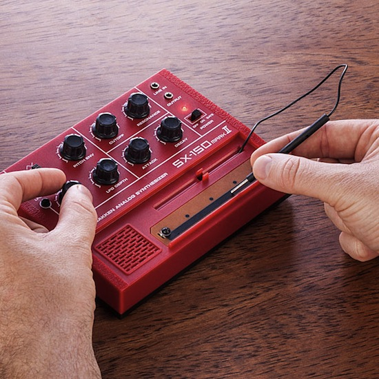 Analog Synthesizer SX-150 Mark II lets you make your own electronic dance party