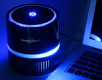 usbhepaairpurifier2 USB Mini HEPA Air Purifier   keeping your surroundings clean and fresh one molecule at a time