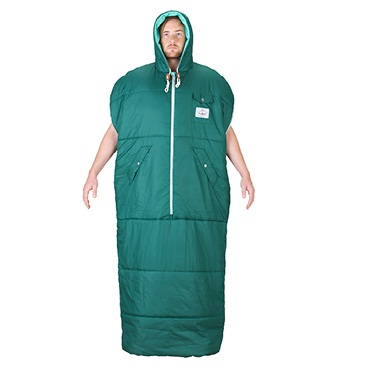 The Napsack makes any time naptime