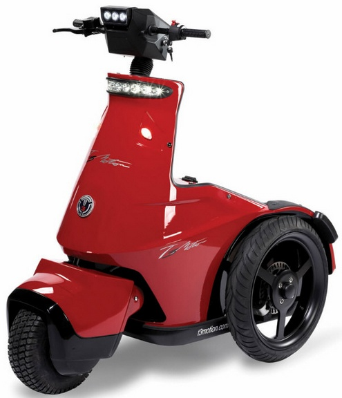 t3powersportelectricchariot T3 Powersport Chariot   make like a gladiator on your shopping runs