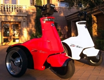 t3powersportelectricchariot2 T3 Powersport Chariot   make like a gladiator on your shopping runs