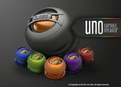 X-Mini UNO don't judge a speaker by its size