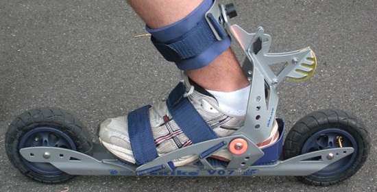 Skike All-Terrain Skates are unnecessarily complicated