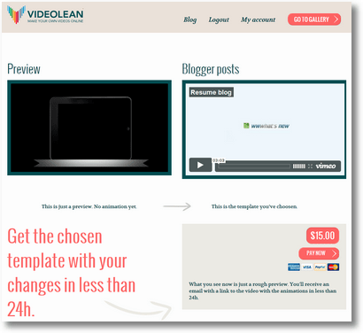 Videolean – DIY sales videos could slash the cost of startup marketing