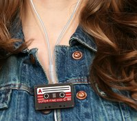 REW Wire Spooler – keep those earbuds under control with a bit of stylish retro