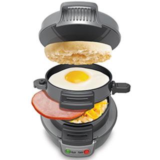 Breakfast Sandwich Maker – the way a morning should start