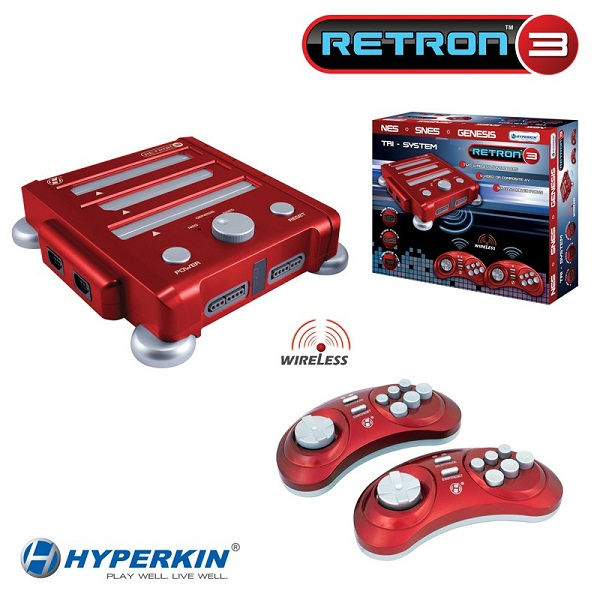 RetroN 3 is bringing back your childhood