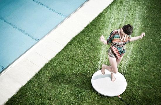 Viteo Shower is a super-charged sprinkler