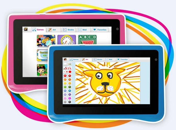 Kid Friendly Ematic FunTab Pro Tablet Offers Safe Computing For Youngsters [Review]
