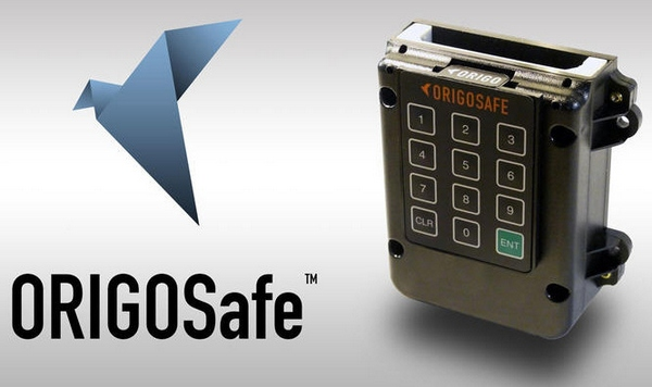 ORIGOSafe – removing the danger of distracted driving one locking dock at a time