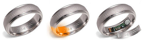Remember Rings will make sure you don't forget an anniversary