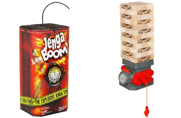 Jenga Boom – Want to play a game?