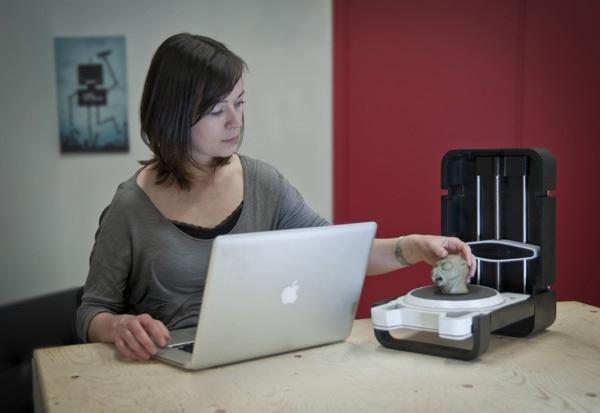 Photon 3D scanner – digitize me, Captain!