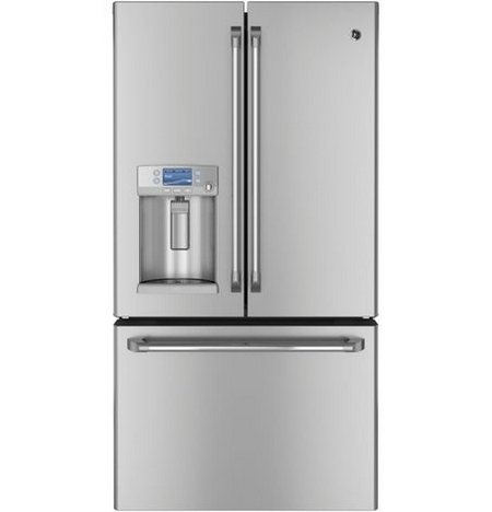 GE's new Cafe refrigerator heats and cools too