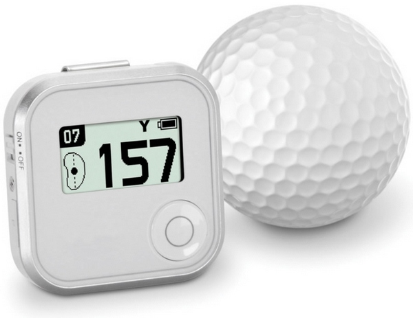 Golf Buddy Voice – cheat like a tiger with your own pocket caddy GPS device