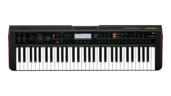 KROSS Keyboard from Korg is a street busker's delight