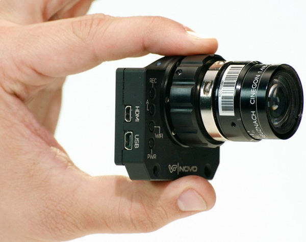 Novo Digital Cinema Camera – tiny, beautiful and only available to rent