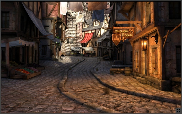 Epic Citadel demo shows what kind of games we can soon expect to play in our browsers