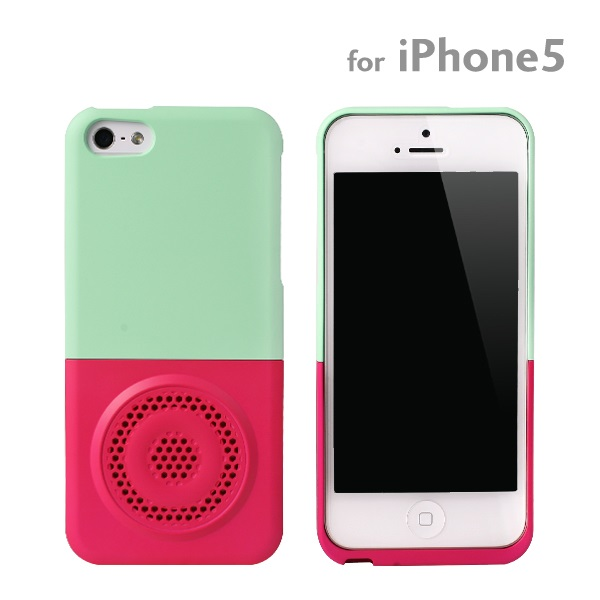 iPhone 5 Speaker Case