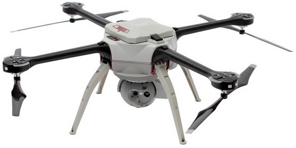 Aeryon SkyRanger – this super quadcopter has uncomfortably impressive range, payload and endurance capabilities…