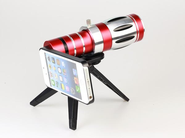 20x iphone telescope The Long Range Telescope for iPhone 5 will surely help your photography career