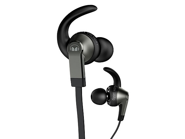 Monster iSport In-Ear Headphones make sure you don't miss a beat