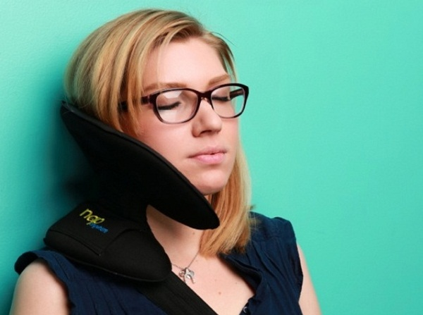 NapAnywhere might be the best neck pillow for travel