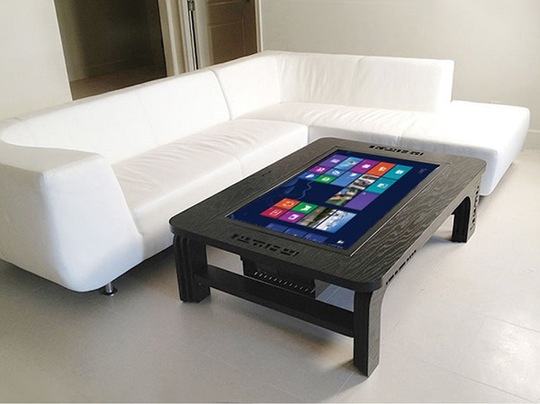 Who doesn't want a Giant Coffee Table Touchscreen Computer?