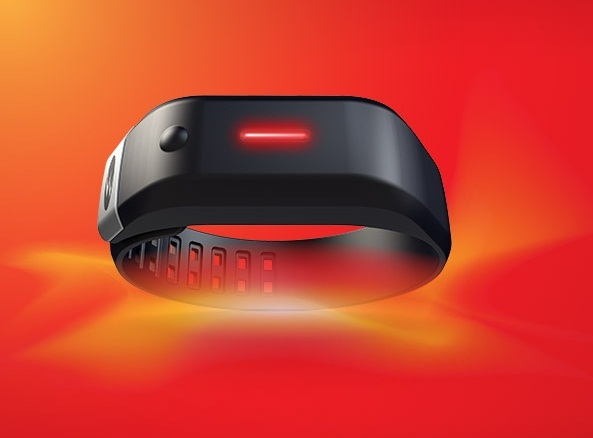 Bowflex Boost Fitness Band – Get up, and get moving!