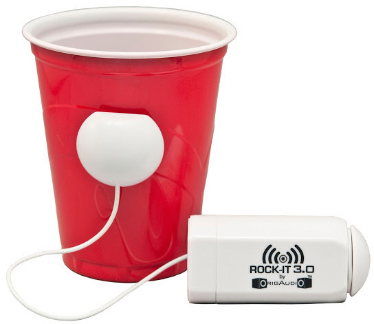 OrigAudio – get yourself a free ultra-portable speaker this week! Yep…nada, zilch, free…