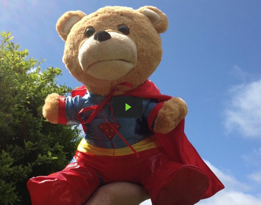 SuperToy Teddy Bear – who said a talking teddy bear is just a movie fantasy?