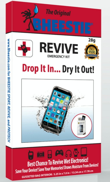 Bheestie Revive – dropped your phone in water? No problem at all…