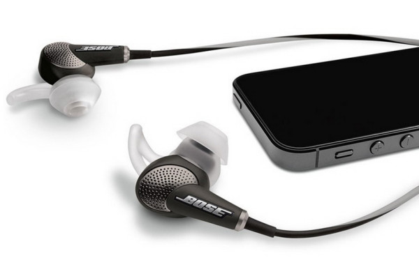 Bose QuietComfort 20i – the best in-ear headphones money can buy?