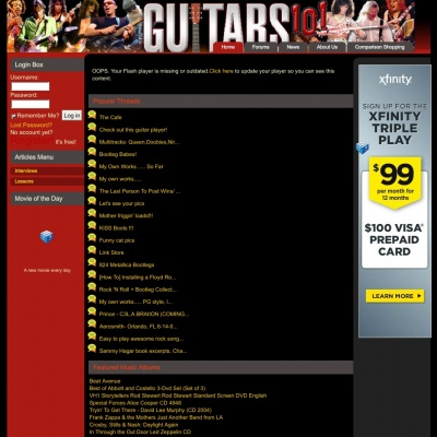 Guitars 101