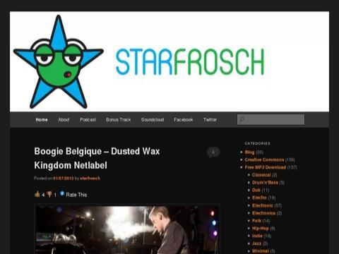 Starfrosch