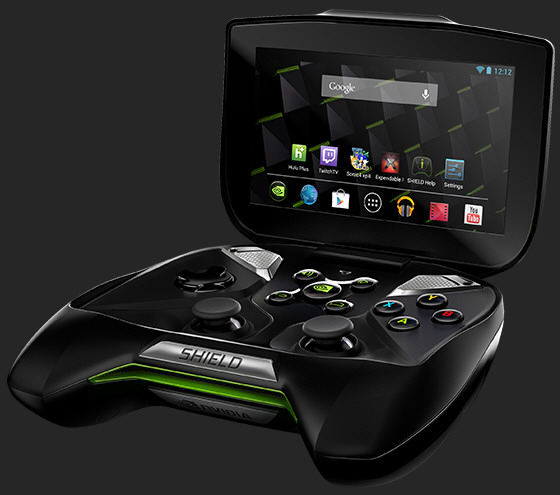 nvidiashield11 Hands on with the Nvidia Shield at PAX
