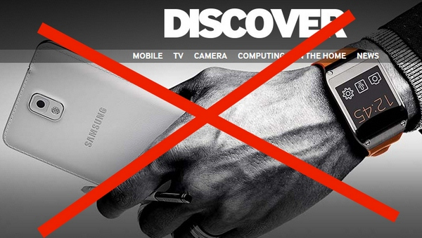 DO NOT BUY the Samsung Galaxy Note 3 because it is region locked just like a DVD [Updated]