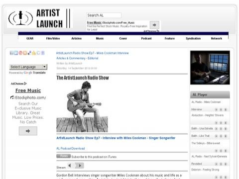 artistlaunch.com