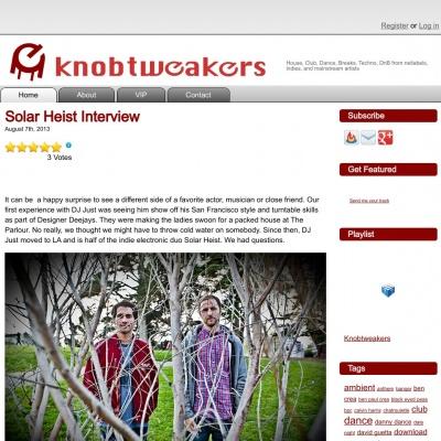 Knobtweakers.net