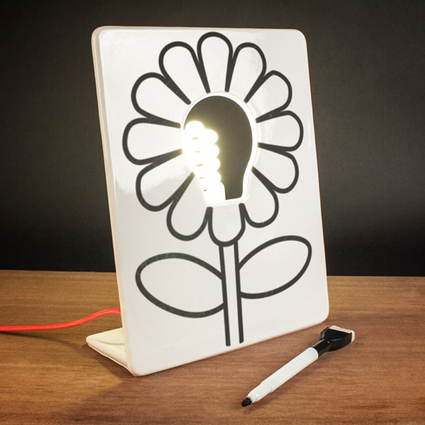 Draw Lamp – Shedding some light on your artistic side.