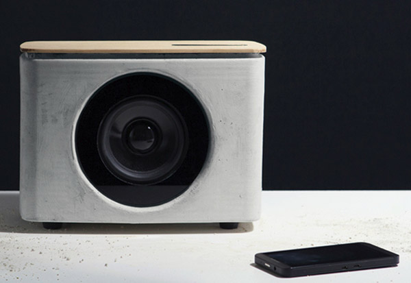 P.A.C.O. Bluetooth Speaker with Gesture Control – Use the Force, Luke, or something like it