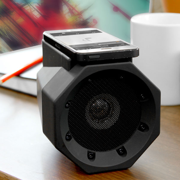 Touch Speaker Boom Box – it's like the 80's, only cooler