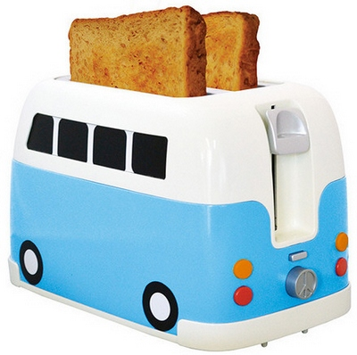 campevantoaster2 Camper Van Toaster   its hard not to love something so shiny and crunchy