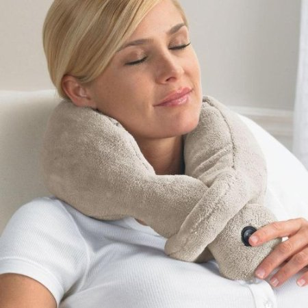 Nap Massaging Pillow – say goodbye to sore and aching muscles