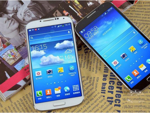 Real S4 – this clone Galaxy S4 shows clearly how far the market has shifted over the past 18 months