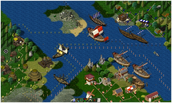 Widelands – open source settlers game lets you build your civilization one humble plank at a time [Freeware]