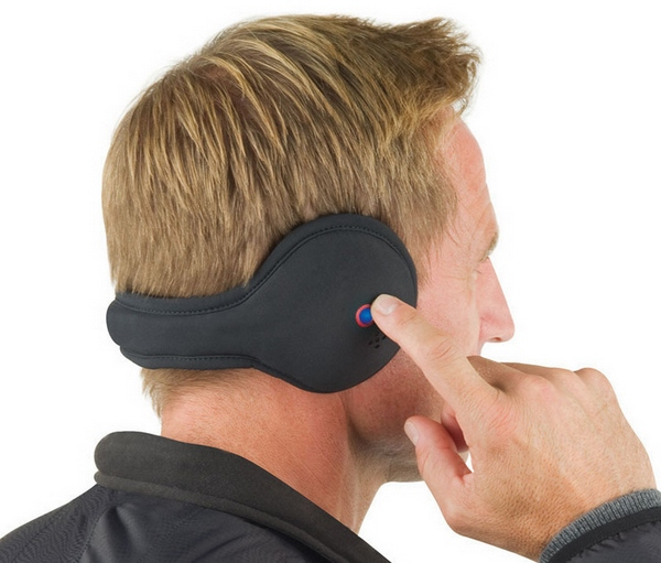Wireless Speaker Ear Warmers – the perfect winter entertainment combo?