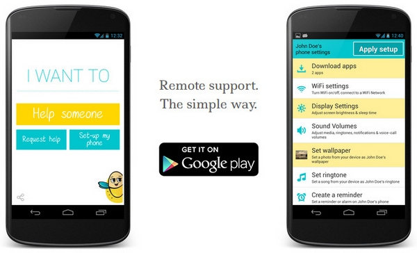 Zikk – brilliant way to help your friends and family with their Android problems [Freeware]