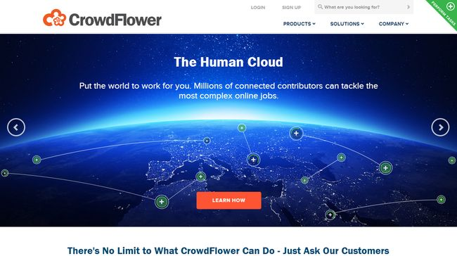 CrowdFlower.com - Earn $ By Completing Small Task In Exchenge
