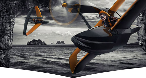 FlyNano – Because everybody deserves a James-Bond-style flying machine